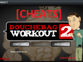 Douchebag Workout 2 Cheats