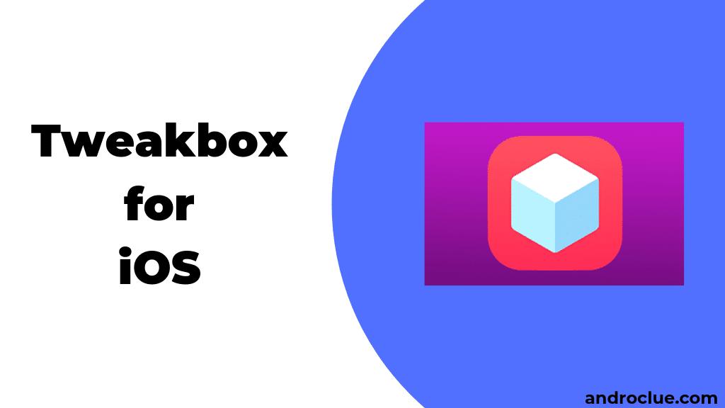 دليل موجز لتثبيت واستخدام Tweakbox على iPhone أو iPad 1