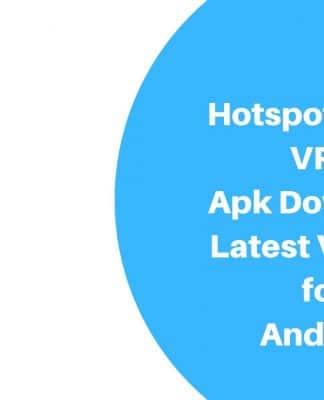 Hotspot Shield Apk