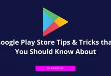 Google Play Store Tips & Tricks