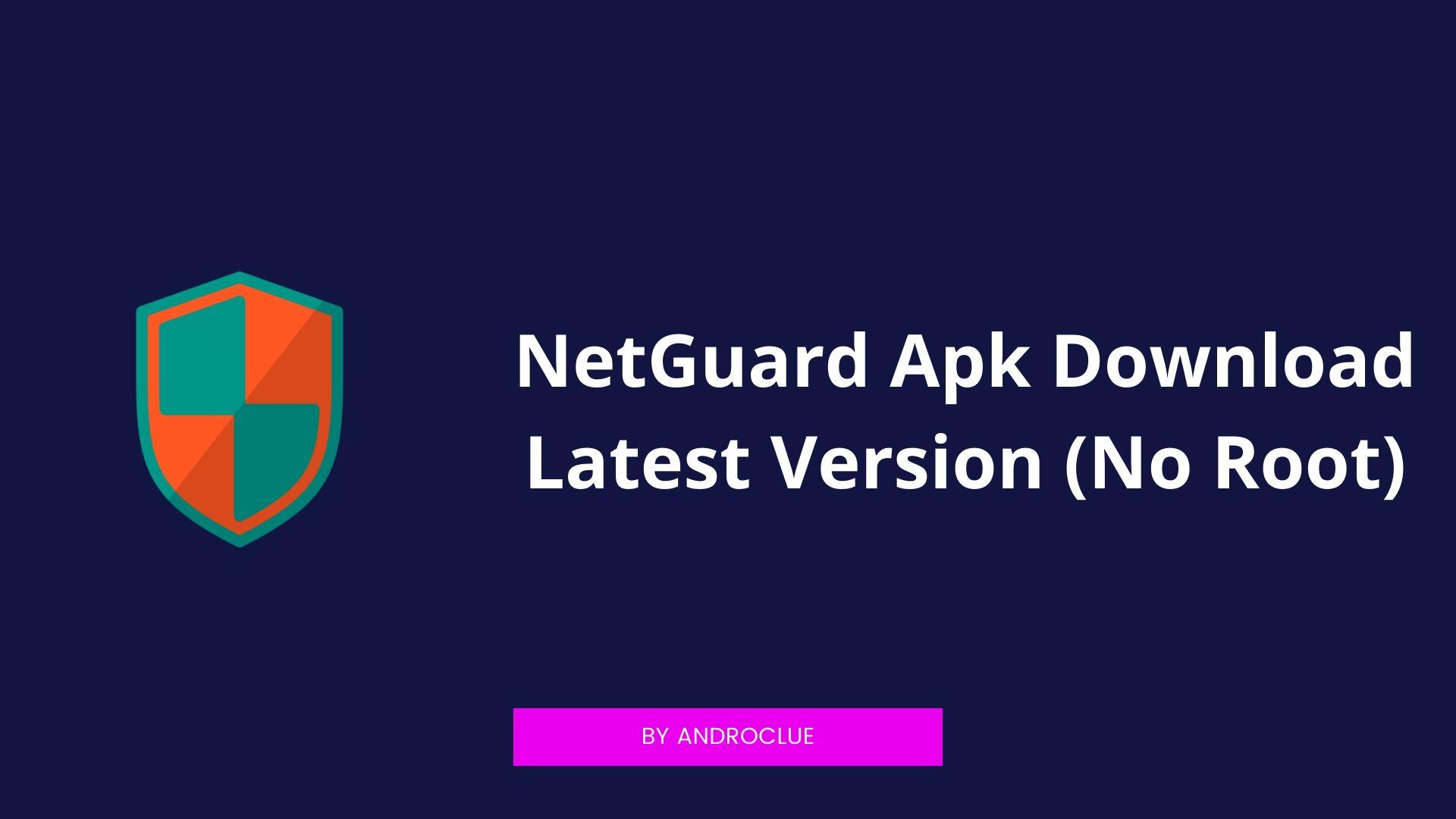 NetGuard Apk Download