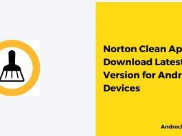 Norton Clean Apk