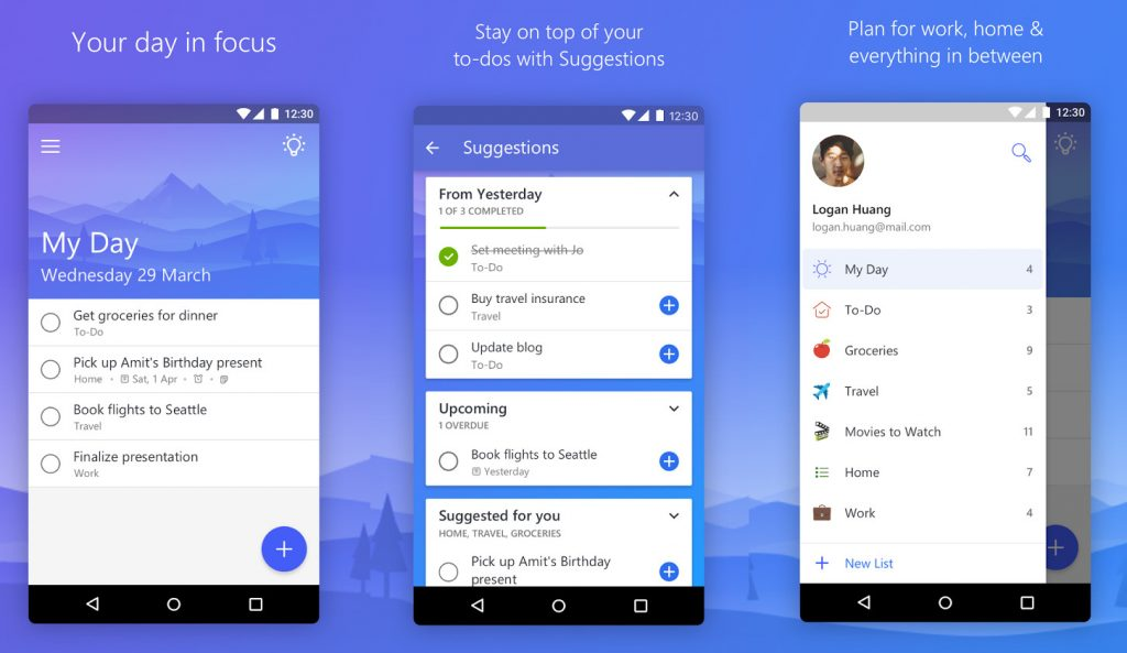 Best Organizer App for Android