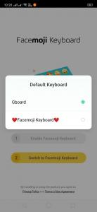 Facemoji Keyboard Apk Ladda ner senaste versionen för Android (2020) 2