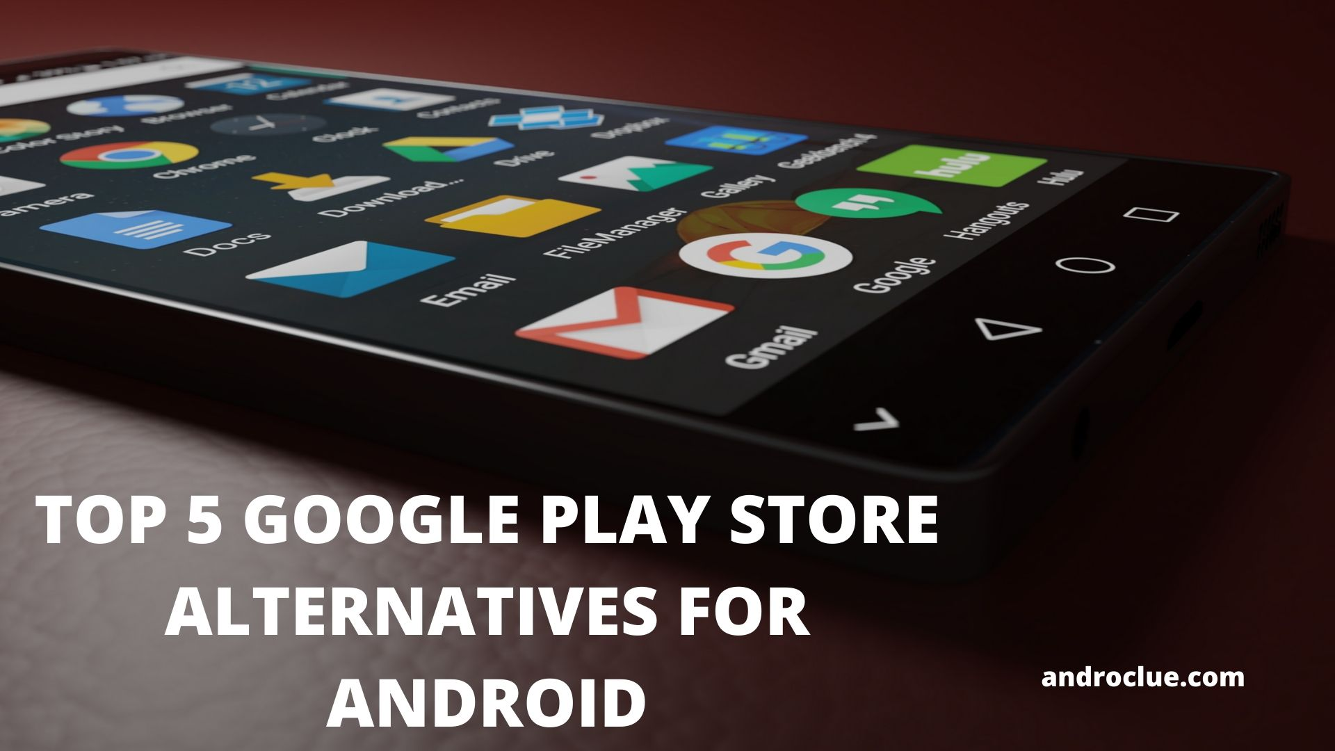 Google Play Store Alternatives