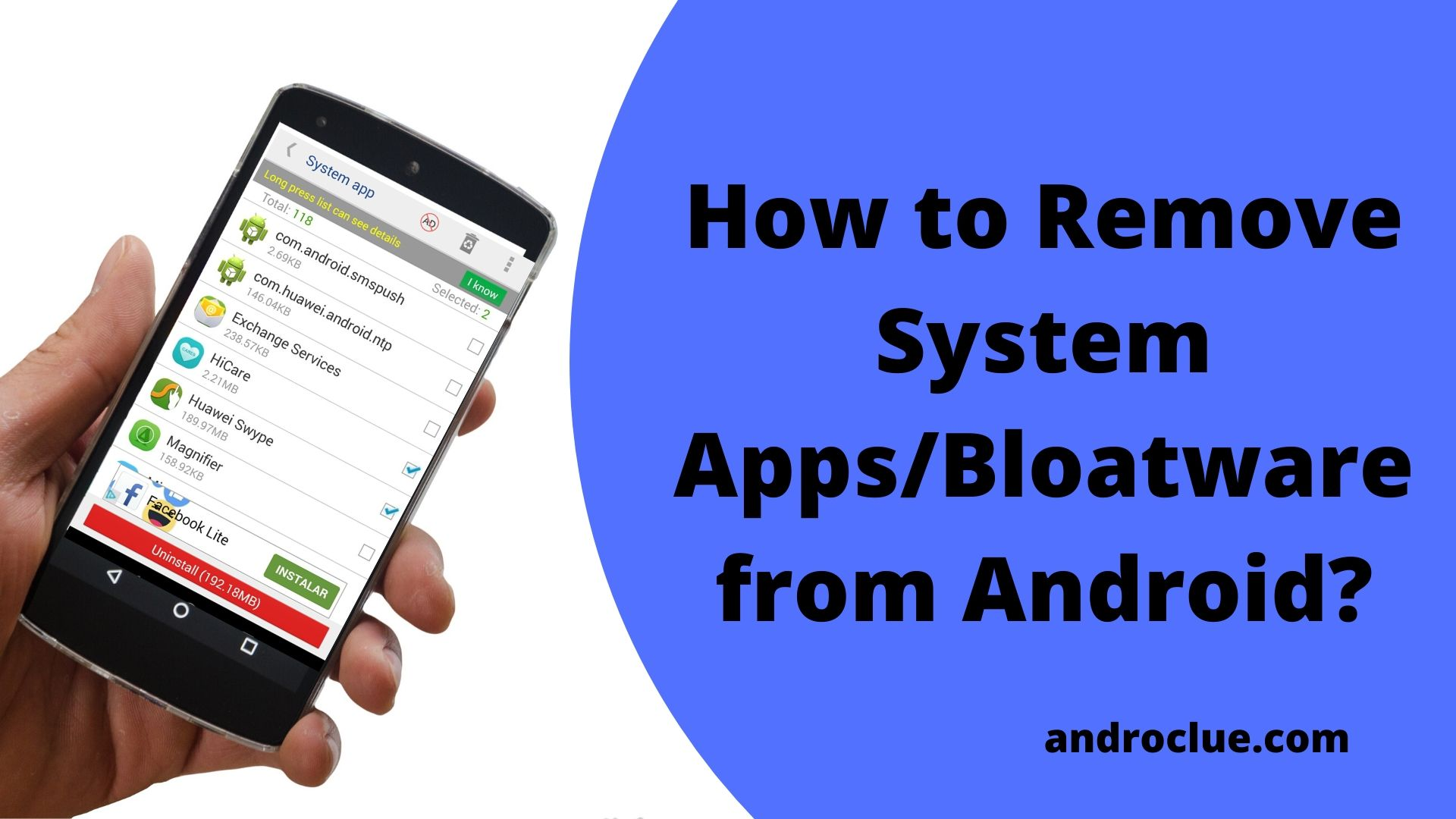 remove system apps