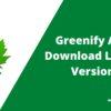 Greenify Apk
