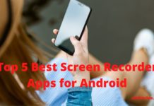 Best Screen Recorder Apps for Android