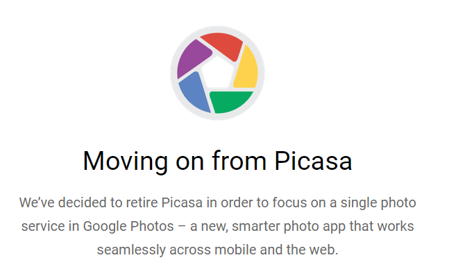 Best Picasa Alternative Softwares