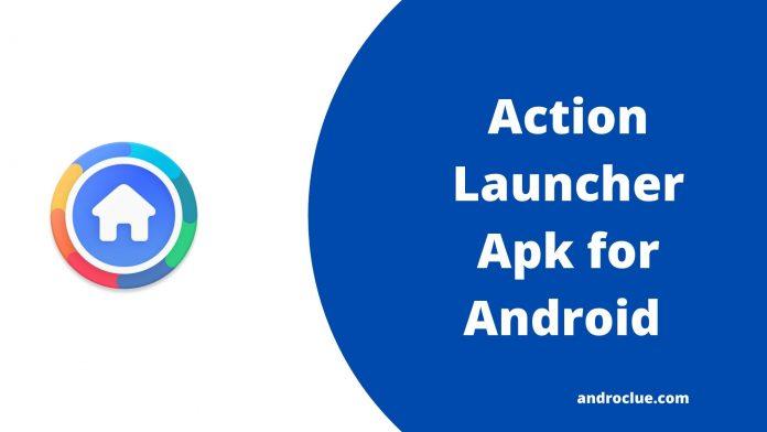 Action Launcher Apk