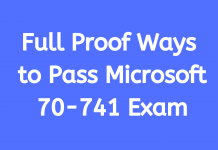 Practice Tests from PrepAway – Your Best Preparation Tool for Microsoft 70-740 Exam