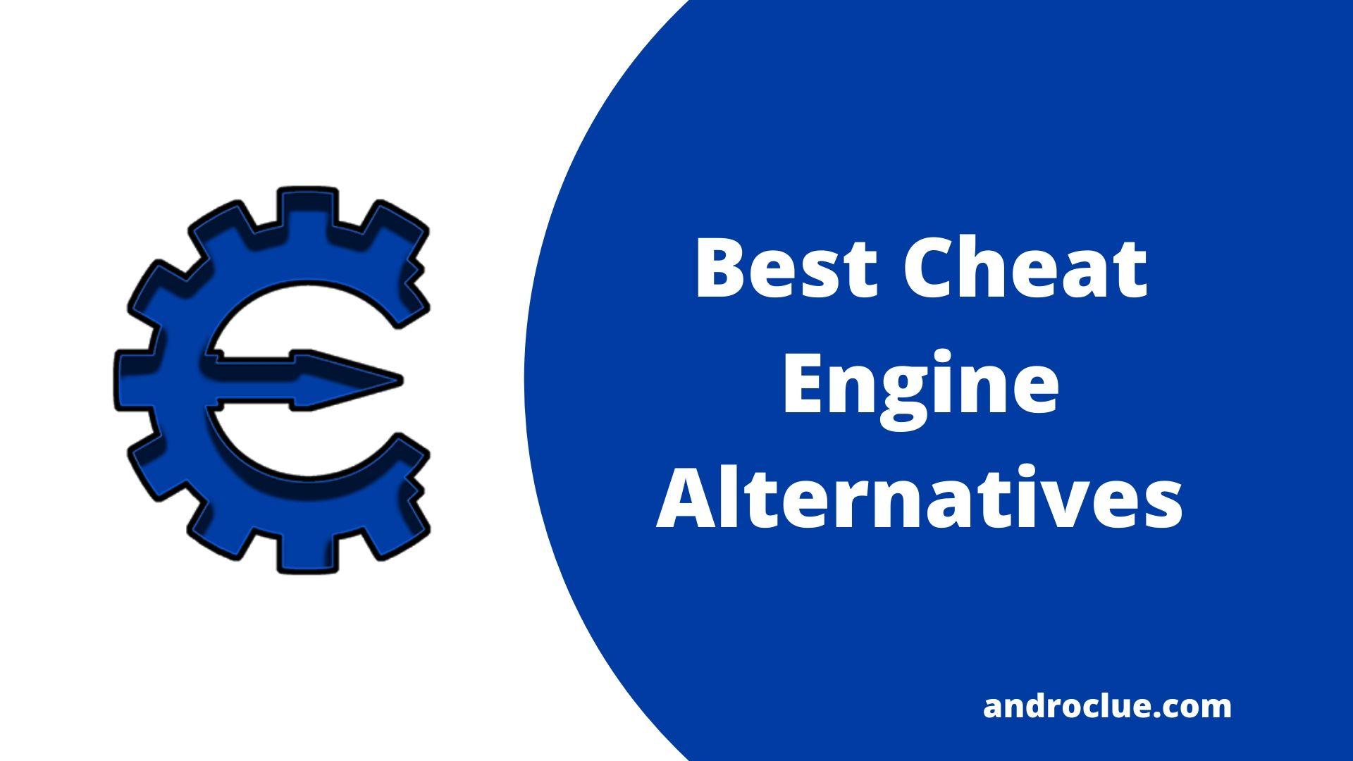 Cheat Engine Alternatives