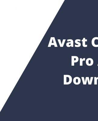 Avast Cleanup Pro Apk