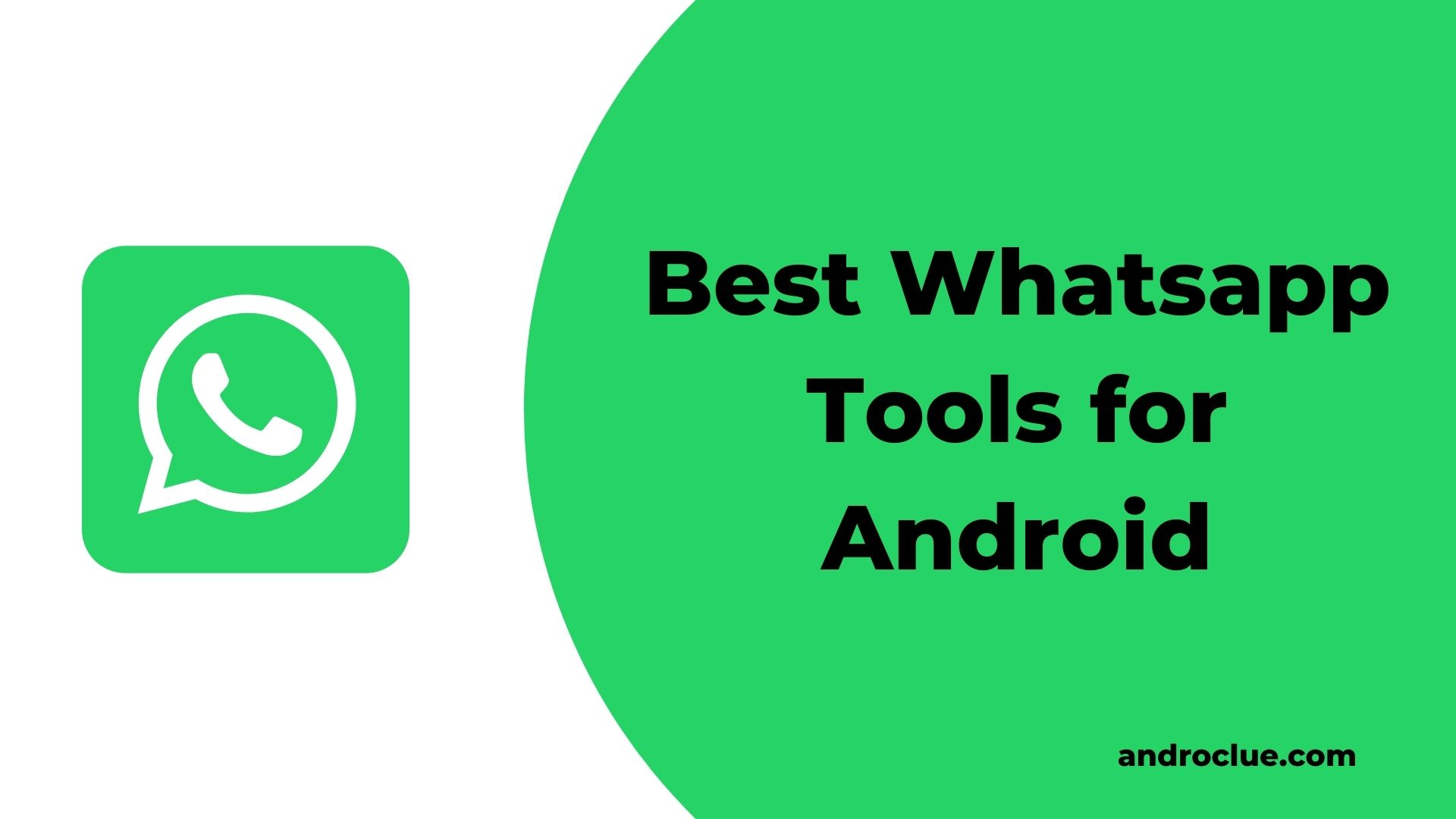 Best Whatsapp Tools