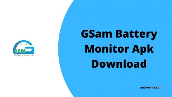 GSam Battery Monitor Apk