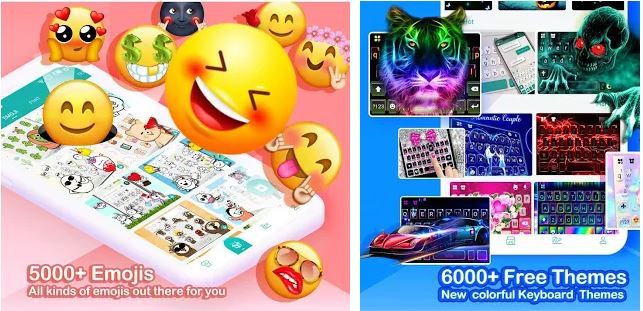 Best Emoji Keyboard Apps