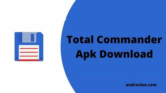 Total Commander Apk