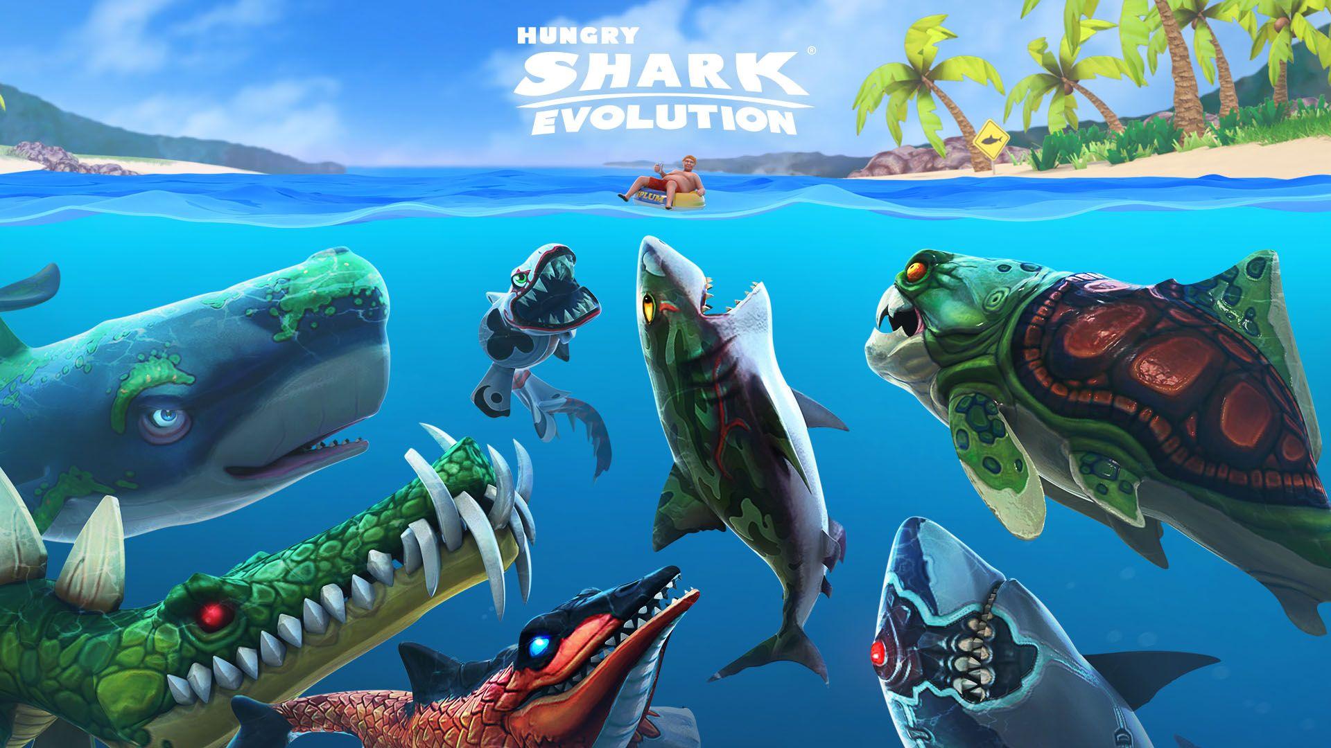 Hungry Shark MOD Apk