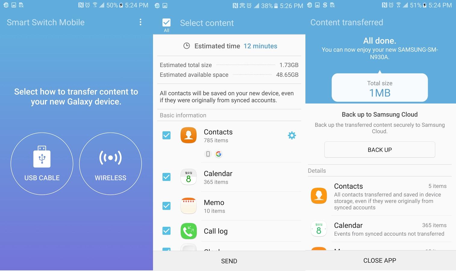 Samsung Smart Switch Apk