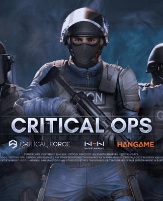 Critical Ops Mod Apk
