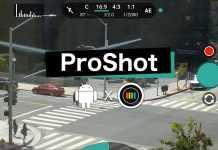 Proshot Apk