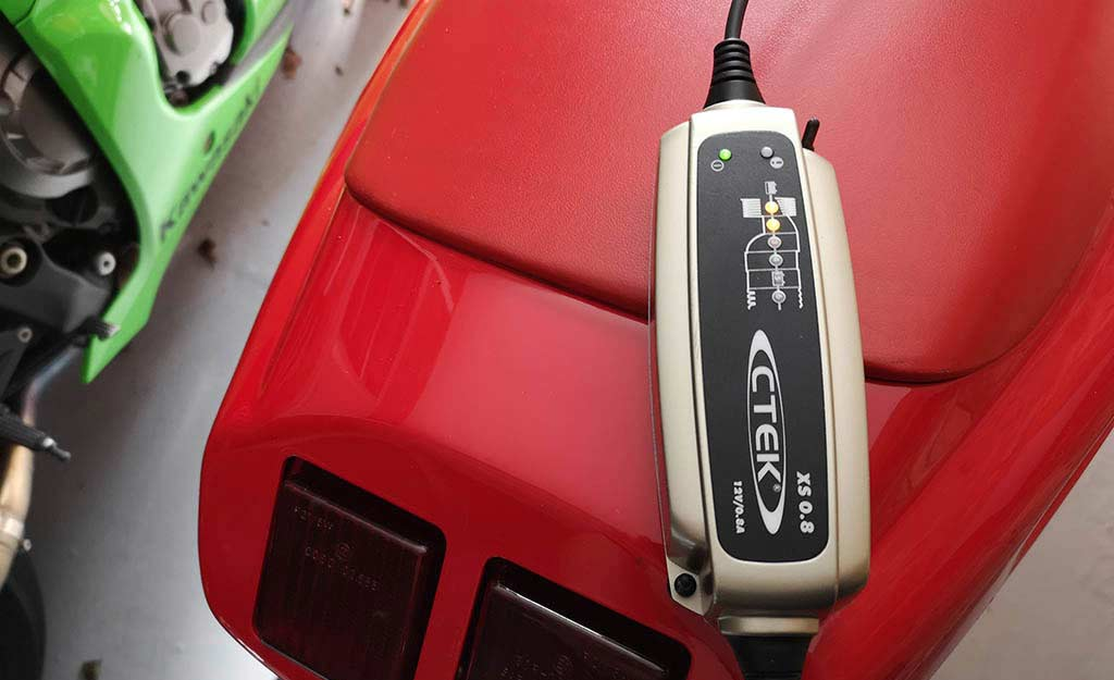 What Motorcycle Battery Chargers