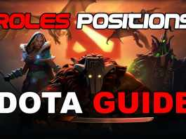 Right Dota 2 Role