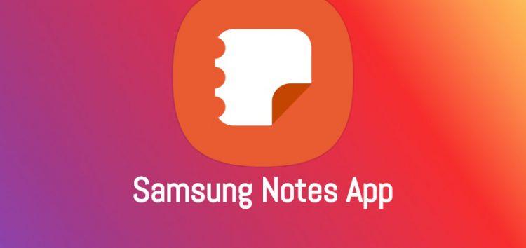 Samsung Notes Apk