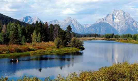 Family Vacation idea in Wyoming
