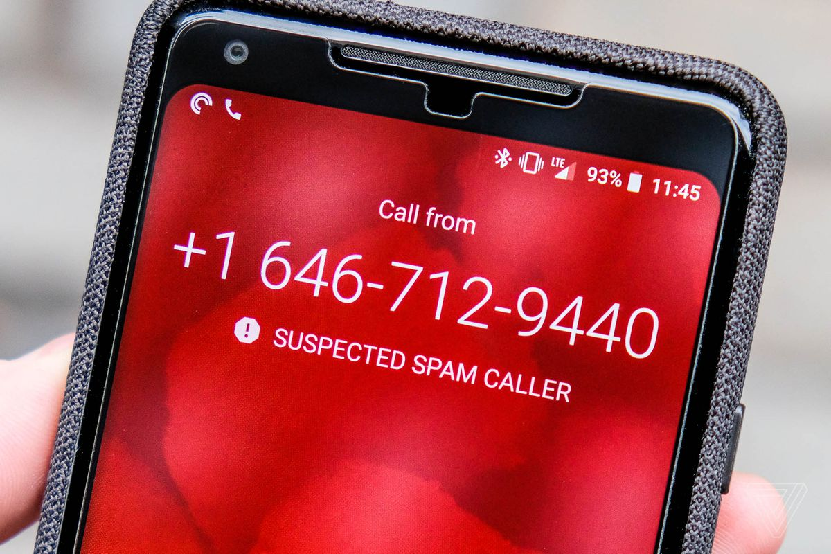 block spam calls android