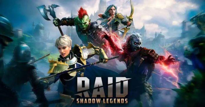 RAID Shadow Legends MOD Apk