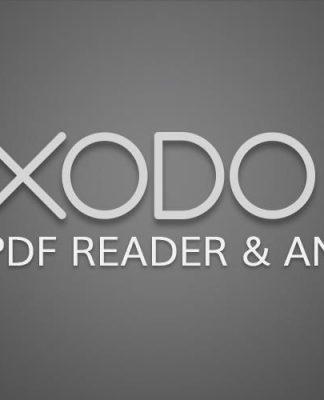 Xodo PDF Reader Apk