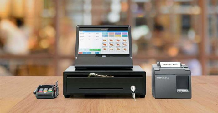 POS system for small businesses