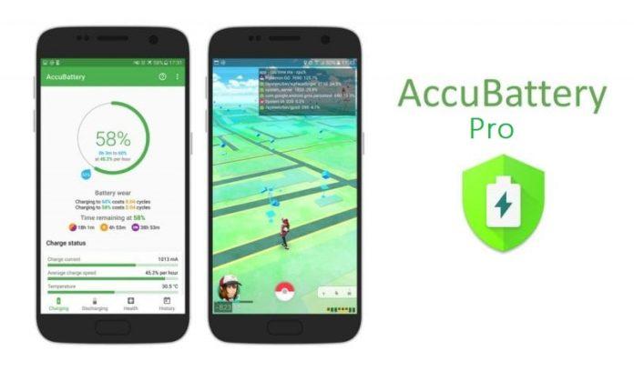 AccuBattery Pro Apk