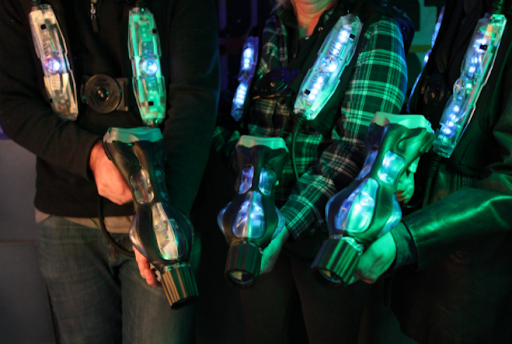 Know the considering laser tag in New Zealand for kids birthdays.