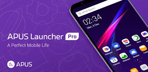 Apus Launcher Pro Apk