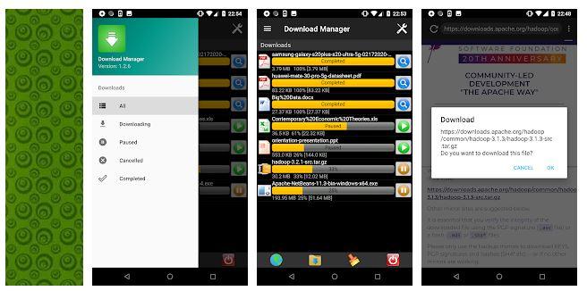 Best JDownloader Alternatives for Android