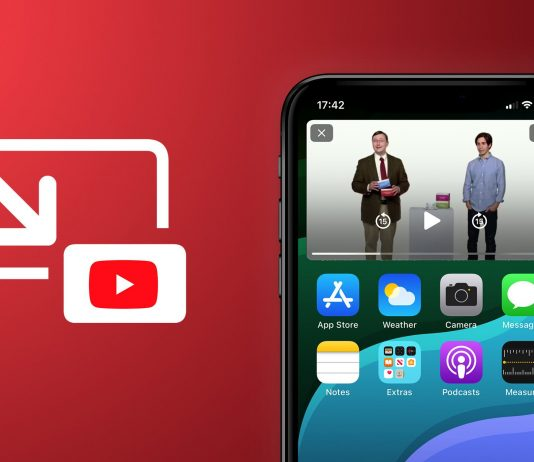 Youtube picture in picture Android