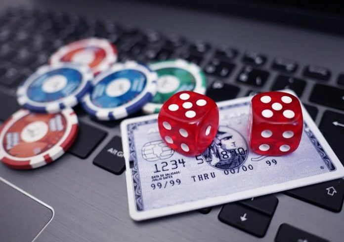 start a game with a deposit